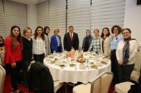 BELEDİYE ÇALIŞANI - Başkan Karabacak, Çalışanlarını İftarda Ağırladı