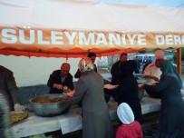 YENIYURT - Beylikova Süleymaniye'de 'Ramazan'a Hoş Geldin Ve Yağmur Duası' Buluşması