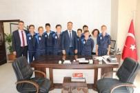 BEDEN EĞİTİMİ ÖĞRETMENİ - Bigalı Gençler, Bayrak Yarışında Türkiye Dördüncüsü Oldu