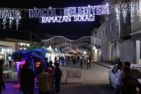 Bingöl'de Ramazan Etkinlikleri İlgi Görüyor