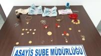 Bolu'da Hırsızlık Yapan Şahıslar Ankara'da Yakalandı
