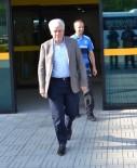 ALİ AY - Bursaspor Başkanı Umutlu