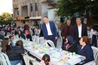 SEVINDIK - Çekmeköy'de Geleneksel Sokak İftarları Başladı