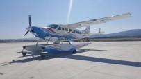 DİZİ OYUNCUSU - Deniz Uçağı İlk Seferini Yaptı
