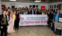 GENÇLİK MECLİSİ - Eğitim İçin El Ele'de Başarı Çıtası Yükseliyor