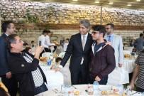 AHMET ÜMIT - Fatih'te Şehit Ve Gazi Yakınları İftarda Buluştu