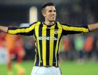 ROBİN VAN PERSİE - Fenerbahçeli Van Persie ifadeye çağrıldı
