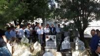İLİM YAYMA CEMİYETİ - Filistin Şehidi Mezarı Başında Anıldı