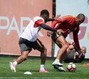 METİN OKTAY - Galatasaray, Atiker Konyaspor Maçı Hazırlıklarına Başladı