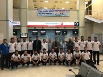 KAPALI ALAN - Gaziantep Polisgücüspor, Avrupa Şampiyonluğu İçin İspanya'da
