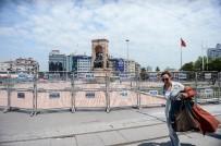 GEZİ PARKI - Gezi Parkı Çevresinde Güvenlik Önlemleri