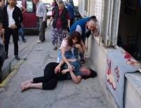 İNTİHAR GİRİŞİMİ - Hamile kadın 3'üncü kattan atladı