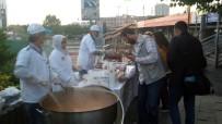 MARMARAY - İftara Yolda Yakalananlara Çorba İkramı