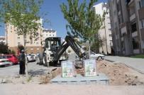 ÇÖP KONTEYNERİ - İncesu Belediyesi Çevreci Bir Belediye Olma Yolunda Hızla İlerliyor