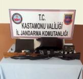 GÖZALTI İŞLEMİ - Jandarmadan Suç Çetesine Operasyon