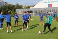 AHMET ŞAHIN - Karabükspor'da Akhisar Belediyespor Maçı Hazırlıkları Başladı
