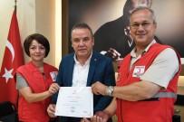 KONYAALTI BELEDİYESİ - Konyaaltı Personeli, 'İlk Yardım Sertifikası'nı Aldı