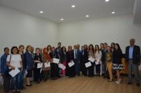 MEHTAP - Kültür Merkezinde El Sanatları Kurs Bitirme Belge Töreni