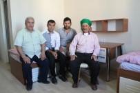 CUMALI ATILLA - Kurtalanlı Hastaya Diyarbakır Büyükşehir Belediyesi Kapılarını Açtı