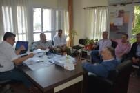 MEHMET BAYRAKTAR - KUTO'dan Tarım Müdürlüğü Ve Toplum Sağlığı Merkezine Ziyaret