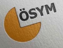 YABANCı DIL SıNAVı - LYS giriş belgeleri erişime açıldı