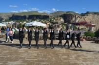 FOLKLOR - Mardin-Trabzon Kardeşlik Projesi Ekibi Hasankeyf'e Geldi