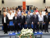 VATANSEVER - MTOSB'de Sabri Tekli Yeniden Başkan Seçildi