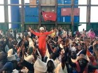KRİZ YÖNETİMİ - Mültecileri Kurtaran Geminin Kaptanı Konuştu