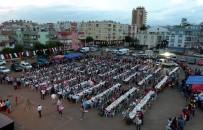 ÇÖP KONTEYNERİ - Muratpaşa'dan Etiler Mahallesine İftar Sofrası