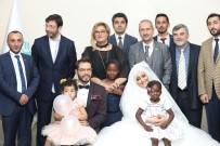 HAMZA ÖZTÜRK - Fedakar Türk Öğretmenlere Afrika'da Dillere Destan Düğün