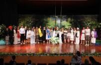 KARAOĞLAN - Özel SANKO Okulları Öğrencilerinden İngilizce Müzikhal