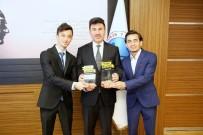 MUSTAFA DOĞAN - Proje Yarışmasında 7 Aralık Üniversitesi Öğrencileri Birinci Oldu