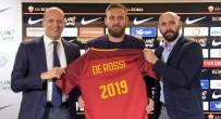DANİELE DE ROSSİ - Roma, Daniele De Rossi İle 2019 Kadar 'Devam' Dedi