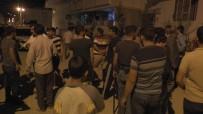 MAHALLE KAVGASI - Şanıurfa'da 100 kişilik bıçaklı sopalı kavga