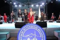MIMARSINAN - - Sufi Mehter Ramazan Sokağı'nda Konser Verdi