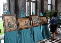 SALİM USLU - TBMM'de 'Osmanlı Padişahları Ebru Ve Minyatür Sergisi' Açıldı