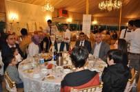 Tokat'ta ÇEDAŞ Personeli Ve Şehit Aileleri İftar Yemeğinde Buluştu