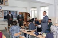 DENIZ PIŞKIN - Tosya'da Satranç Antrenörlük Kursu Açıldı