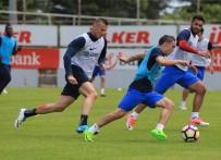 OLCAY ŞAHAN - Trabzonspor, Bursaspor Maçı Hazırlıklarını Sürdürdü
