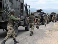 KOORDINAT - Tunceli'de büyük operasyon hazırlığı