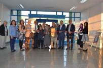 EBRU SANATı - Üniversiteliler Yaşlılarla İftarda Buluştu