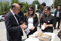 AKCİĞER KANSERİ - Vatandaşlara Solunum Testi Yapıldı