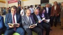 NUMAN ŞEKER - Yedi Güzel Adam Kütüphanesi Bursa'da Açıldı
