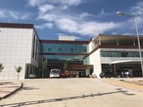 İSMAIL KARA - Yenice Devlet Hastanesi Yeni Binasında Hizmet Vermeye Başladı