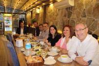 İBRAHIM SAĞıROĞLU - Yomra Belediyesi İftarda Buluştu