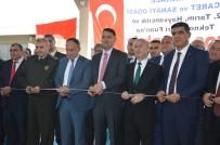 2. Kırıkkale Tarım Ve Hayvancılık Teknolojileri Fuarı Açıldı
