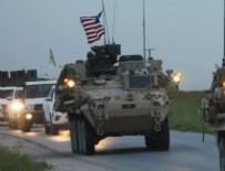 PYD - ABD'den PYD/PKK'ya araç ve asker desteği