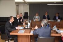 AHMET ALTUNBAŞ - Adana İl İstihdam Ve Mesleki Eğitim Kurulu Toplantısı