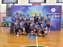 HENTBOL - Akdeniz Üniversitesi ÜNİLİG'de Şampiyon Oldu