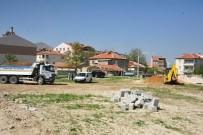 Aksaray Belediyesi, Çeltek Mahallesi'ne Yeni Park Yapıyor